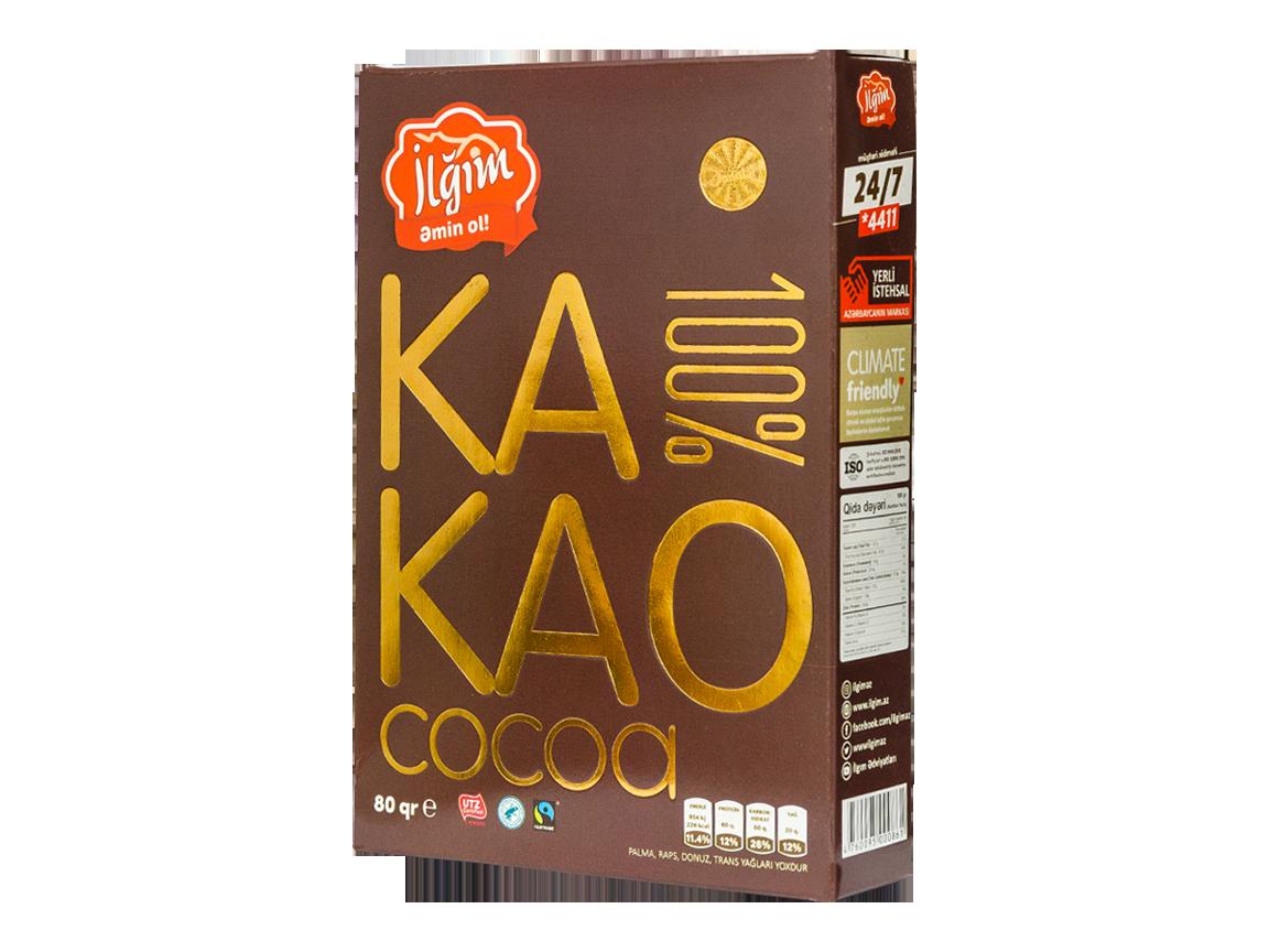 Kakao qızılı 1/12*80 qr-4760095010280