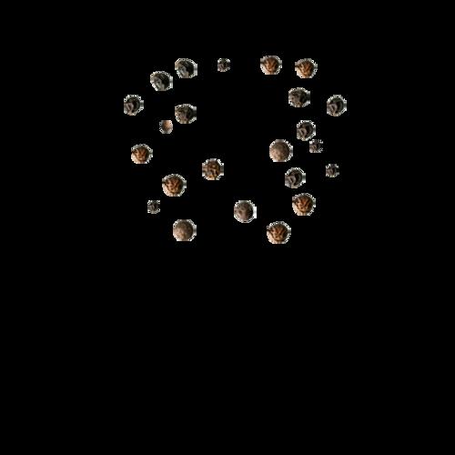 Qara İstiot dənəli 1/9*50 qr-4760095004708
