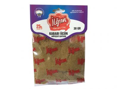 Kabab üçün ədviyyat qarışımı 1/15*30 qr - 4760095009703